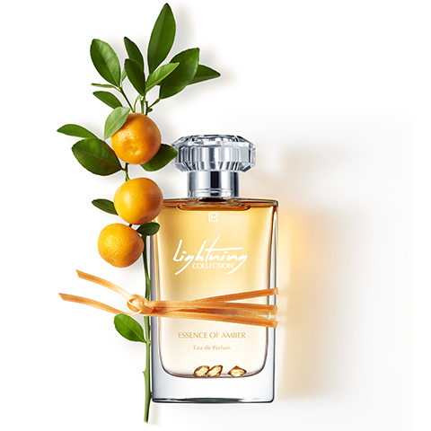 Lightning Collection EdP Essence of Amber