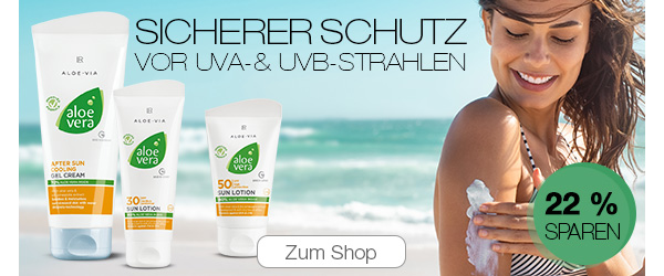 Aloe Vera Sun Produkte