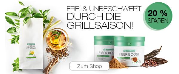 Heilkräuter Fastentee & Fiber Boost 2er Set