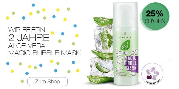 Aloe Vera Magic Bubble Mask